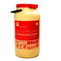 Pasta do mycia rąk - żel 4l. Sulima