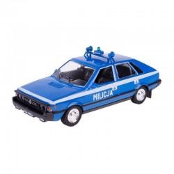 Zabawka samochód Polonez MILICJA /PRL/