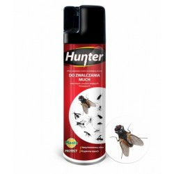 Spray do zwalczania much 400ml. Hunter.........