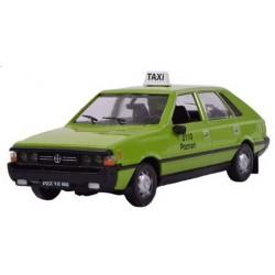 Zabawka samochód Polonez TAXI /PRL/
