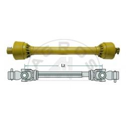 Wał PTO 560mm 212Nm L1-560C /Agtech/