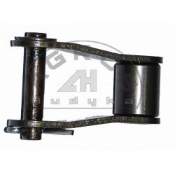 Półspinka łańcucha 38,4R 6,9mm.