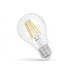 Żarówka LED E27 8W Filament GTV