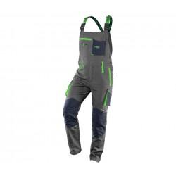 Spodnie robocze ogrod. Premium 100% bawełna XXXL N